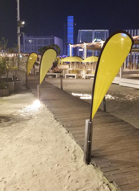ワイルドビーチ道
