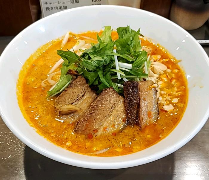 覇王 担々麺