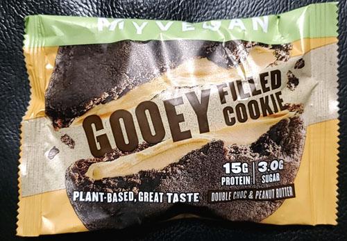 gooey_filled_cookieダブルチョコレート&ピーナツバター